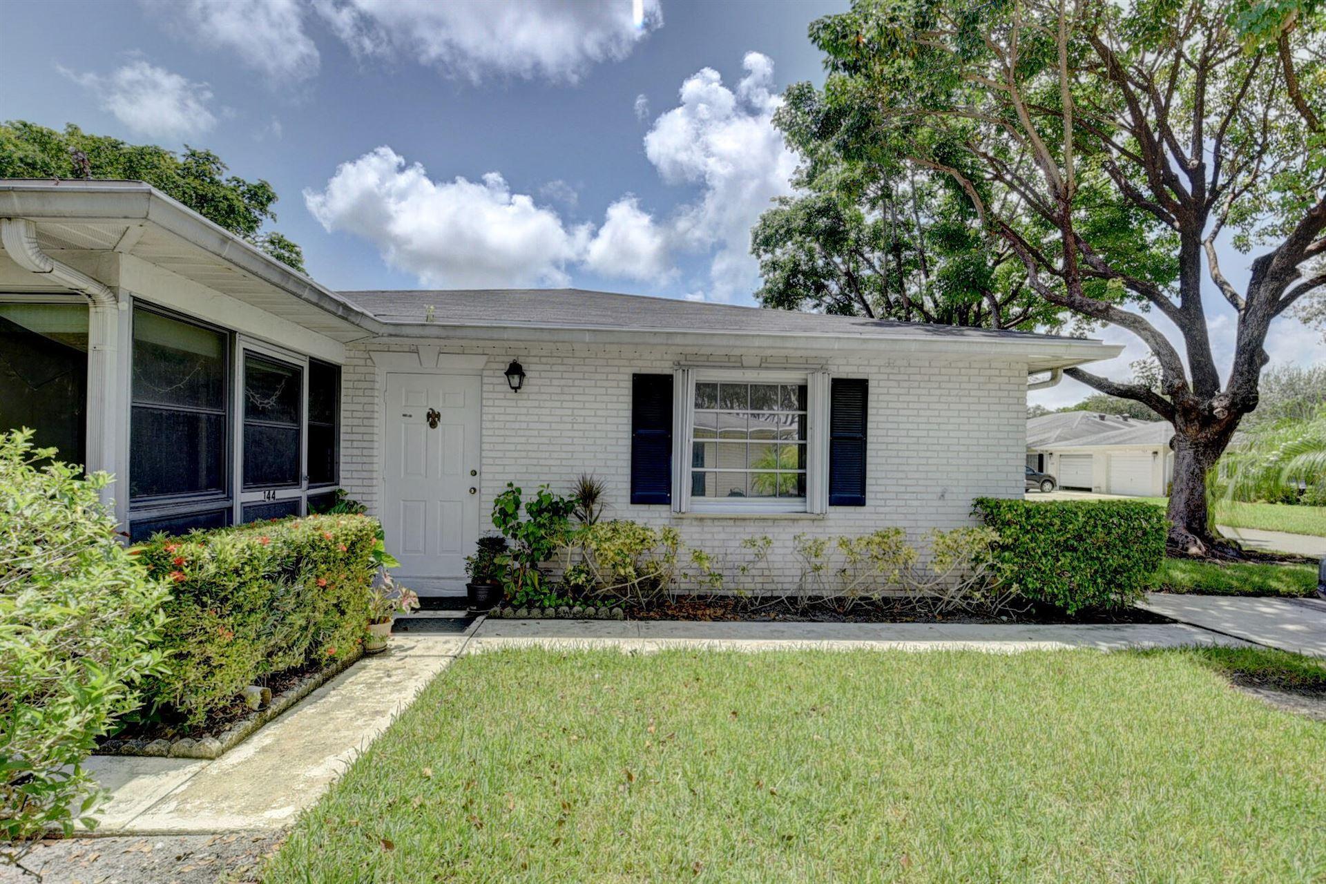 10096 42nd Terrace S #144, Boynton Beach, FL 33436 - MLS#: RX-10727435