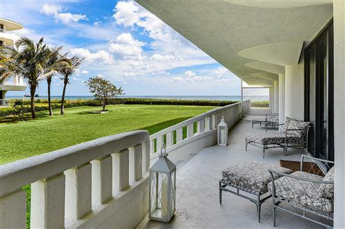 Photo of 2660 S Ocean Boulevard #102n, Palm Beach, FL 33480 (MLS # RX-10715436)