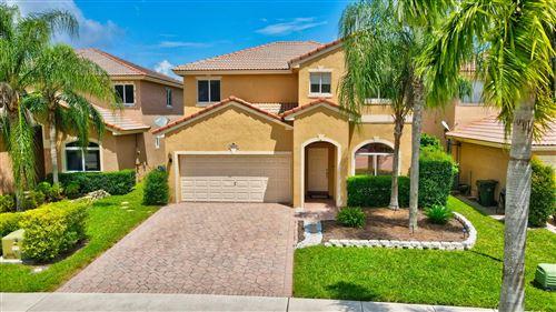 Photo of 5012 Pebblebrook Terrace, Coconut Creek, FL 33073 (MLS # RX-10739436)