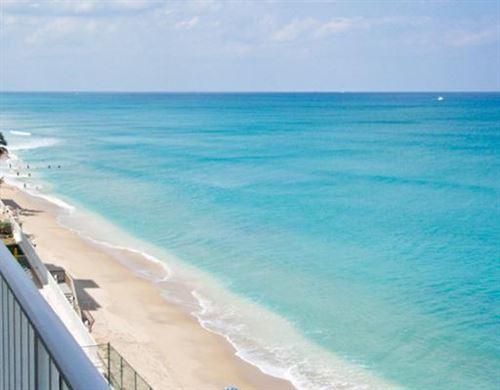 Photo of 3546 S Ocean Boulevard #211, South Palm Beach, FL 33480 (MLS # RX-10742436)