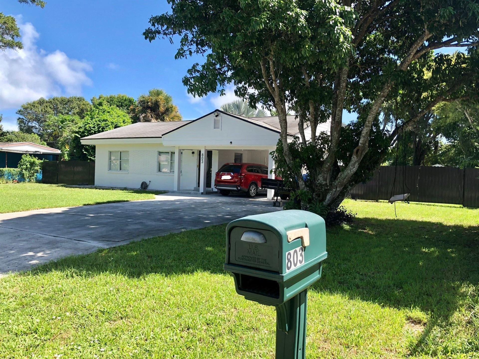 803 Windsor Avenue, Fort Pierce, FL 34982 - #: RX-10654436