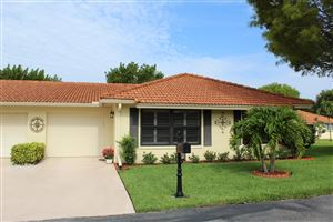 Photo of 9955 Bauhinia Tree Way #B, Boynton Beach, FL 33436 (MLS # RX-10559437)