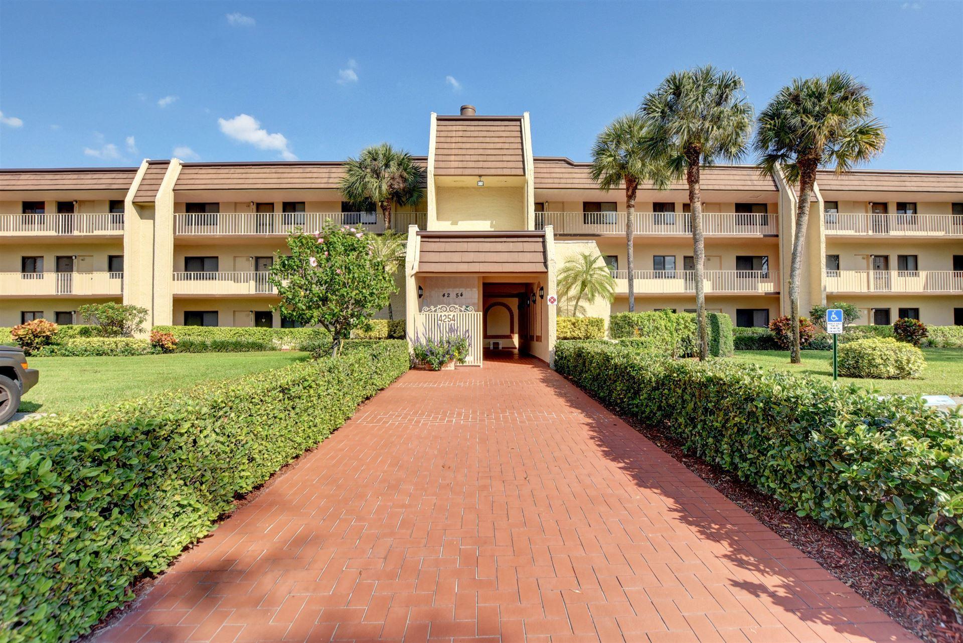 4254 Deste Court #307, Lake Worth, FL 33467 - #: RX-10732437