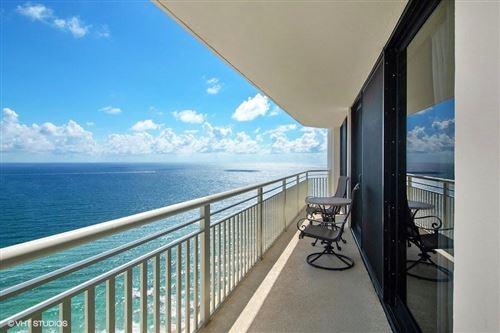 Photo of 3000 N Ocean Drive #40-F, Singer Island, FL 33404 (MLS # RX-10576438)