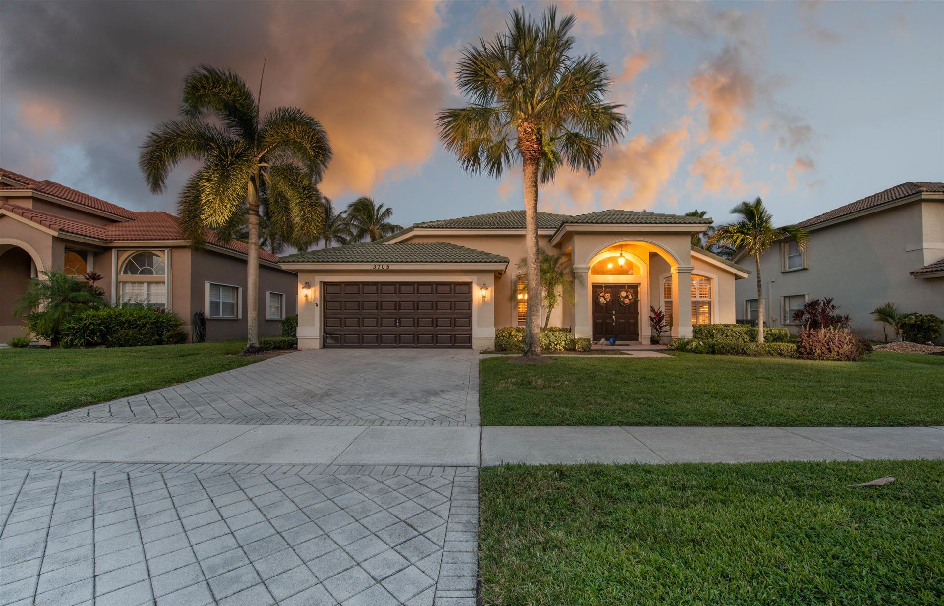 3705 Moon Bay Circle, Wellington, FL 33414 - #: RX-10636438