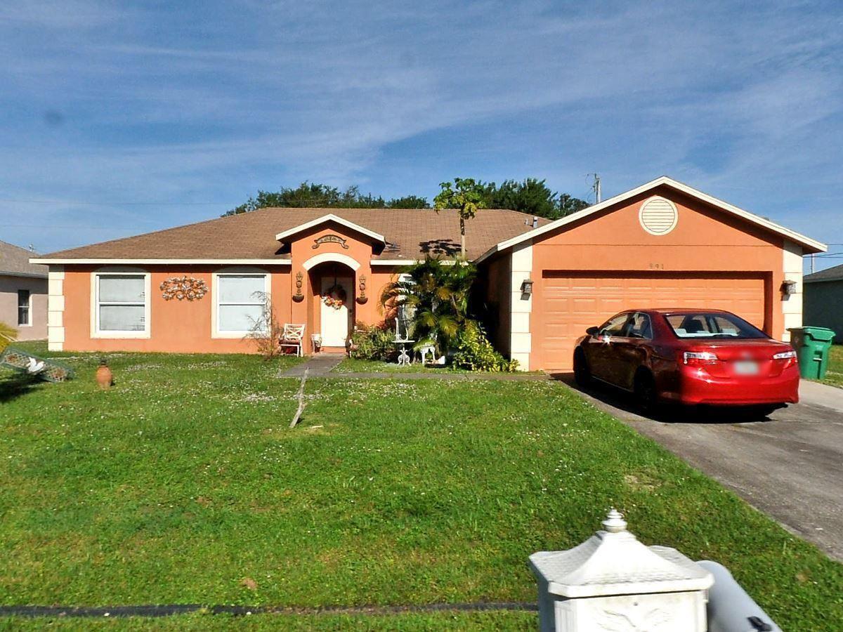 991 SW Jasper Avenue, Port Saint Lucie, FL 34953 - MLS#: RX-10740438