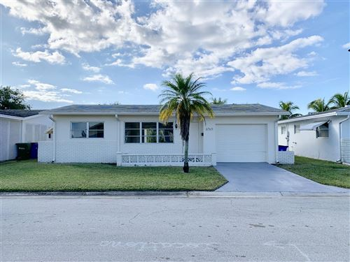 Photo of 6740 NW 12th Street, Margate, FL 33063 (MLS # RX-10583439)
