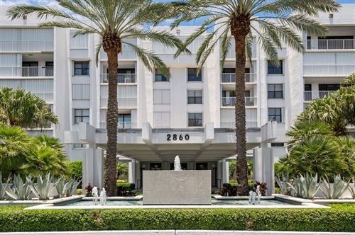 Photo of 2860 S Ocean Boulevard #205, Palm Beach, FL 33480 (MLS # RX-10636439)