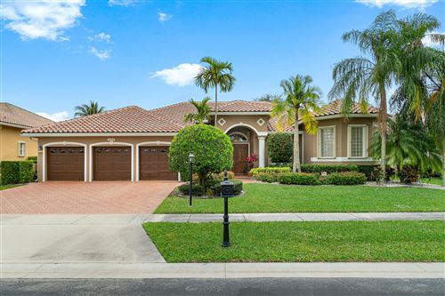 Photo of 21704 Fall River Drive, Boca Raton, FL 33428 (MLS # RX-10603440)