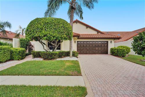 Photo of 22644 Esplanada Circle W, Boca Raton, FL 33433 (MLS # RX-10663440)