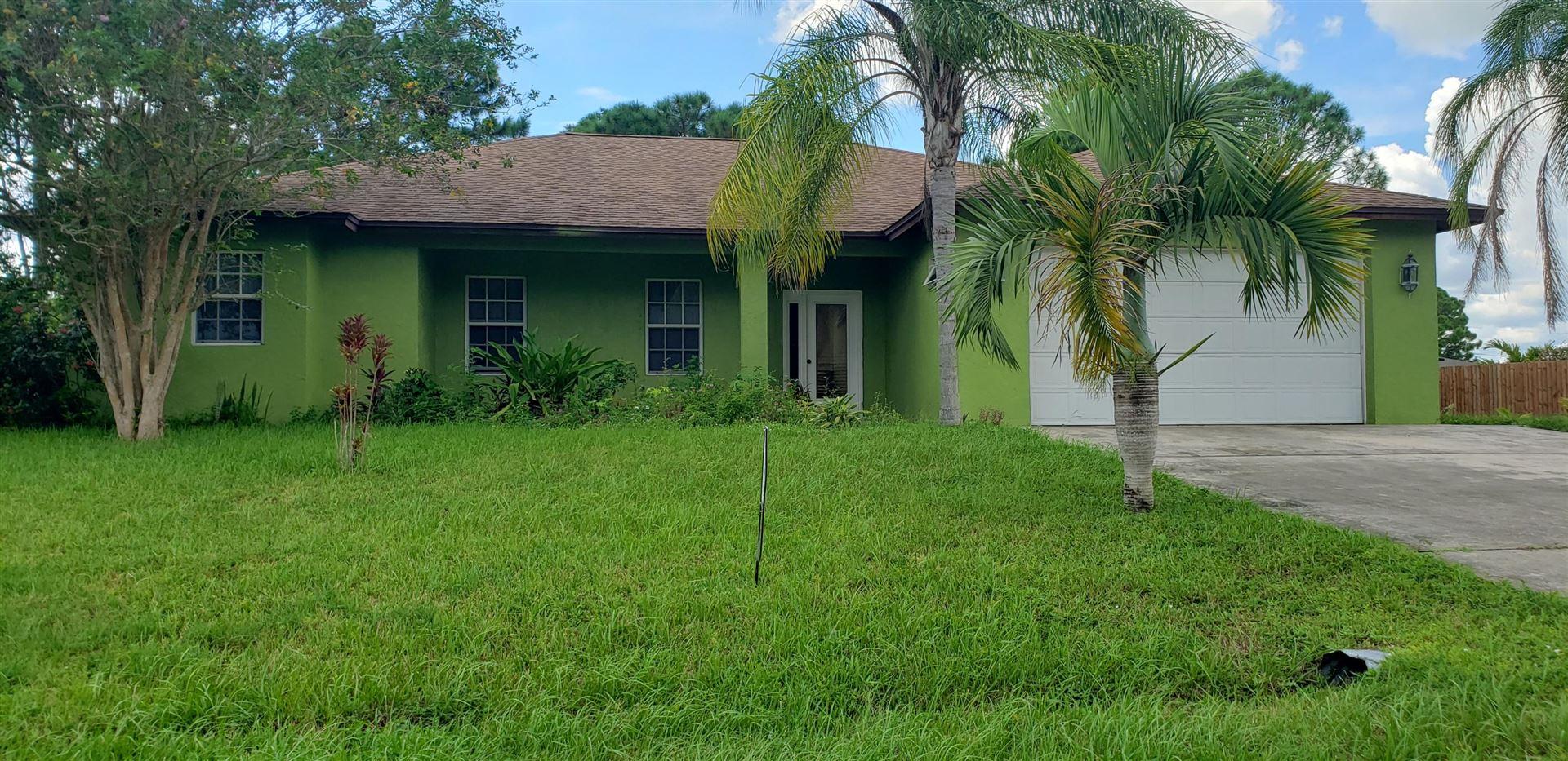 3924 SW Jarmer Road, Port Saint Lucie, FL 34953 - #: RX-10647440