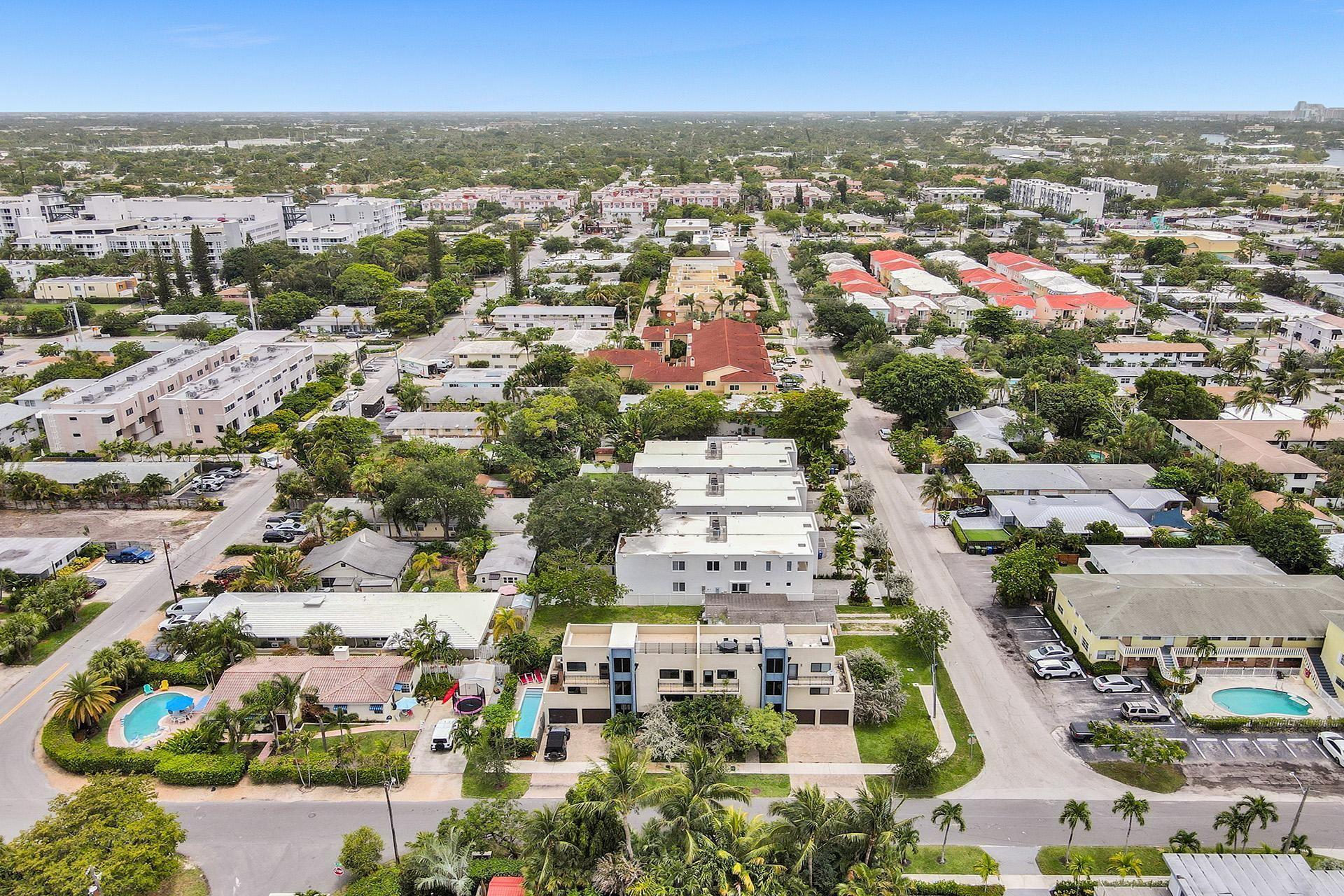 Photo of 1733 NE 8th Street #B, Fort Lauderdale, FL 33304 (MLS # RX-10725440)