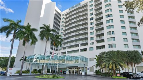 Photo of 2670 E Sunrise Boulevard #405, Fort Lauderdale, FL 33304 (MLS # RX-10668441)