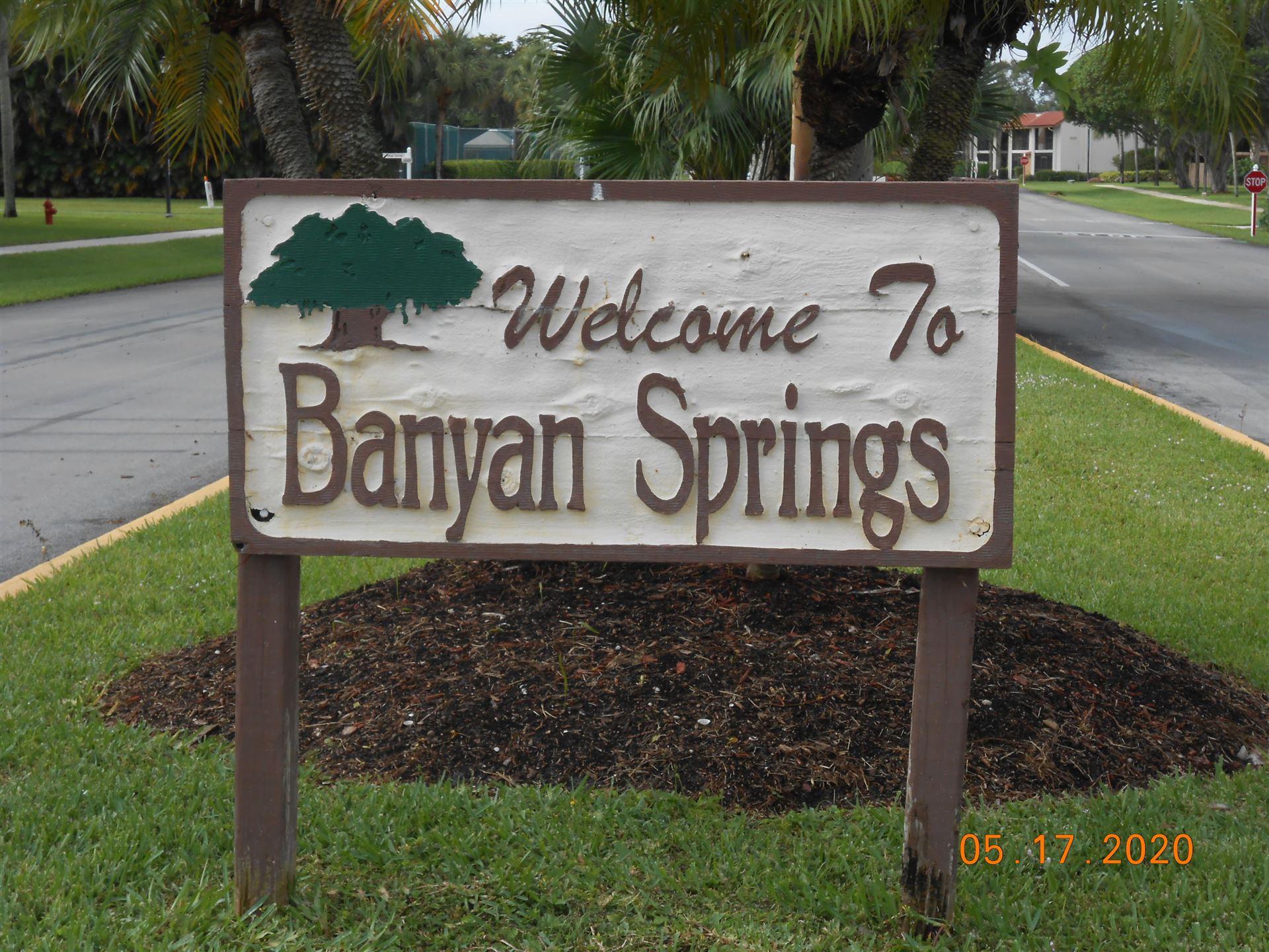 10188 Mangrove Drive #101, Boynton Beach, FL 33437 - #: RX-10623441