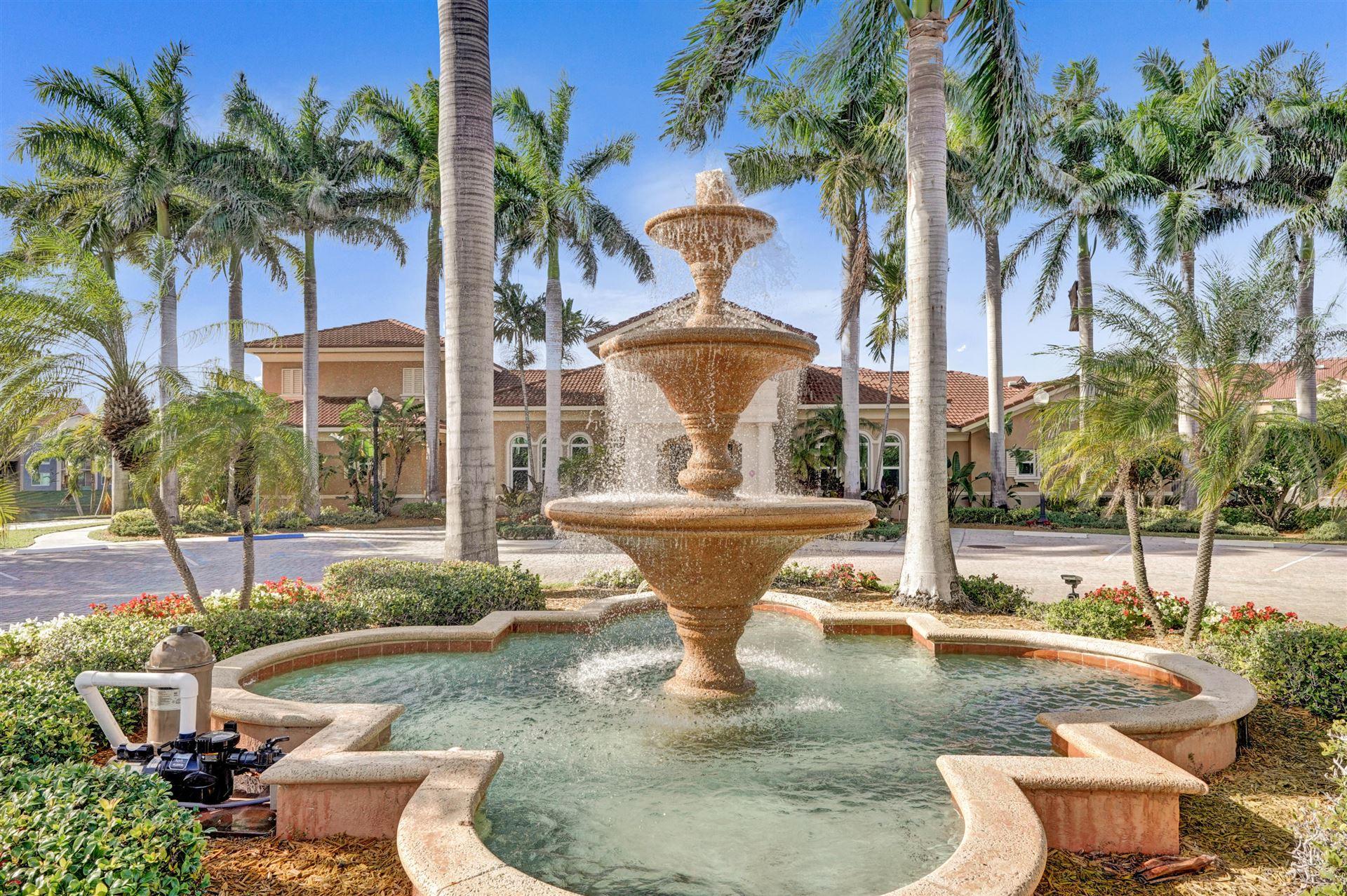 107 Villa Circle #107, Boynton Beach, FL 33435 - #: RX-10694441