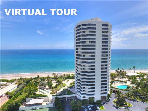 Photo of 5080 N Ocean Drive #20c, Singer Island, FL 33404 (MLS # RX-10651442)