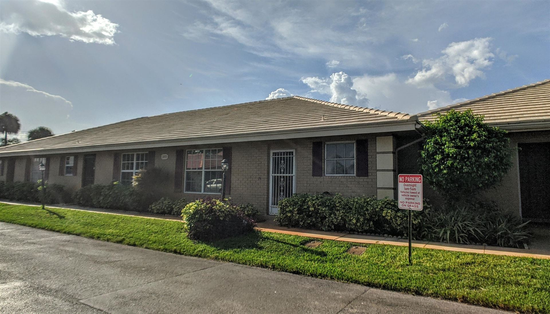 1471 SW 26th Avenue #7d, Boynton Beach, FL 33426 - #: RX-10635442