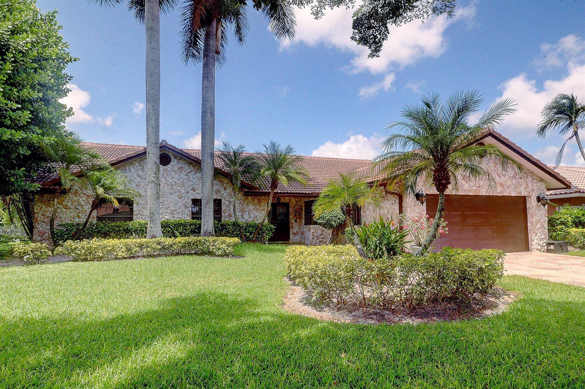 20160 Back Nine Drive, Boca Raton, FL 33498 - #: RX-10649442