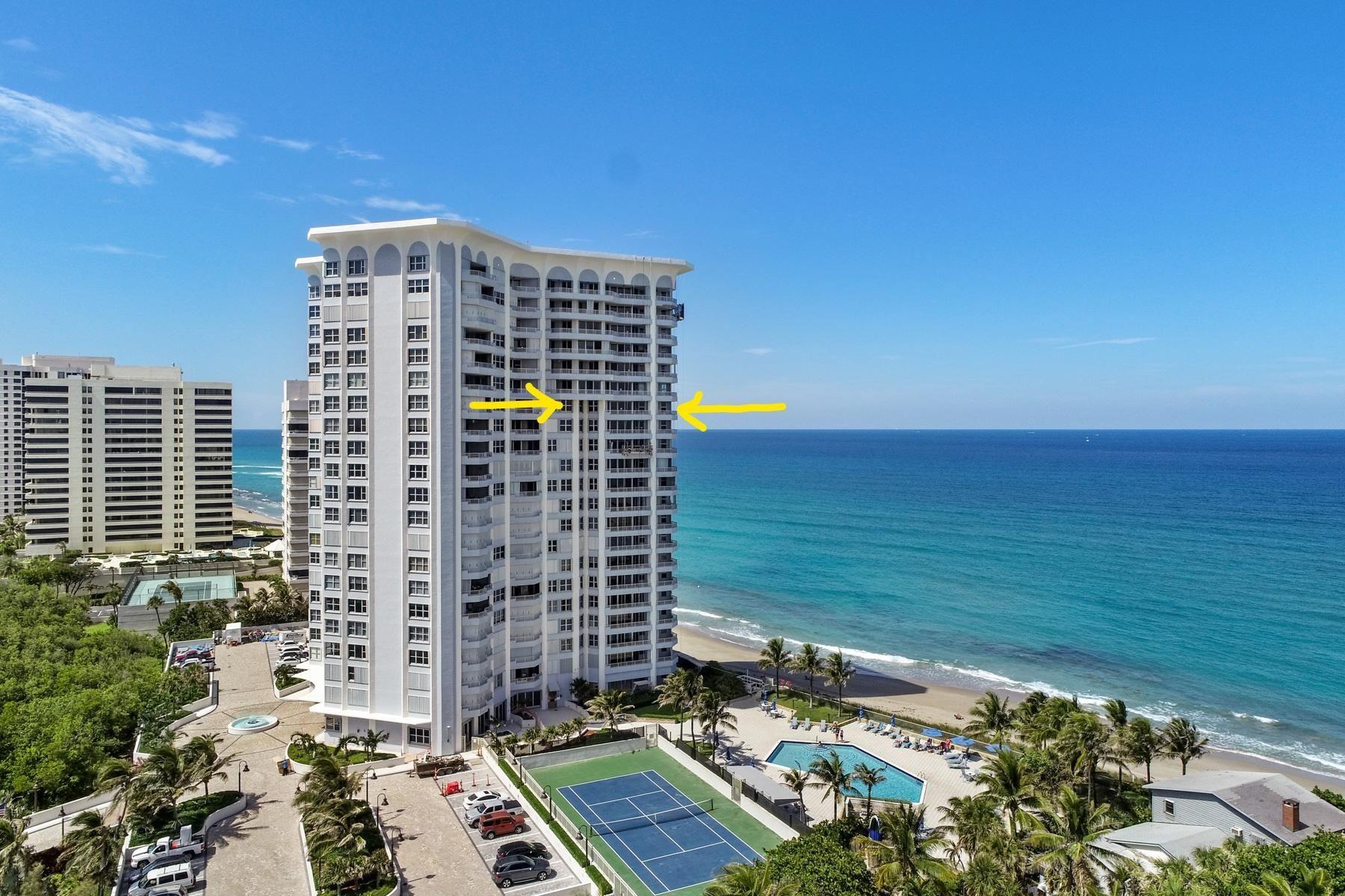 5200 N Ocean Drive #1602, Riviera Beach, FL 33404 - MLS#: RX-10719442