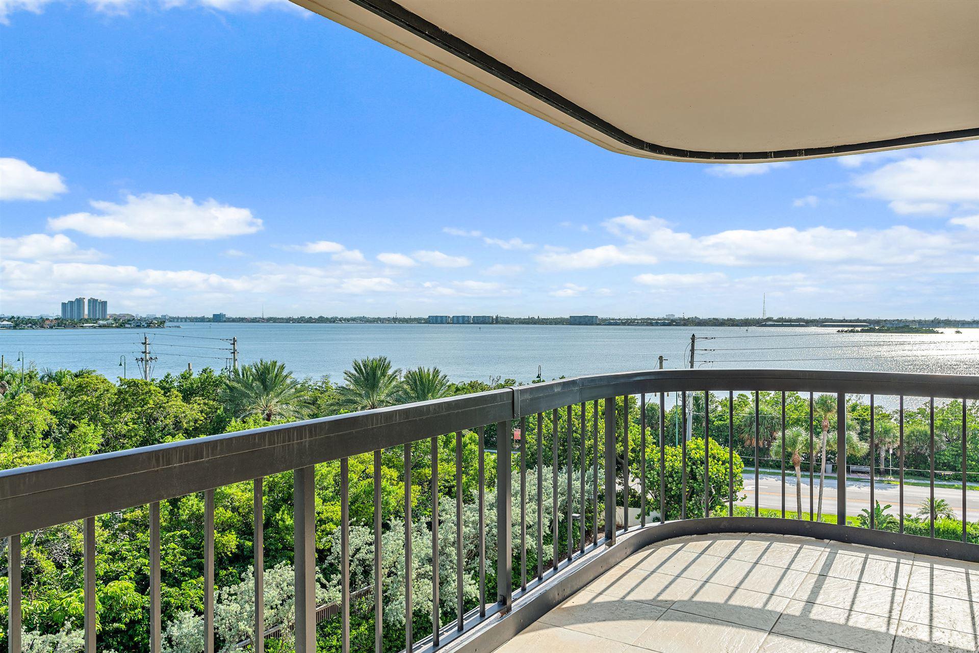 Photo for 5380 N Ocean Drive #5a, Singer Island, FL 33404 (MLS # RX-10740442)