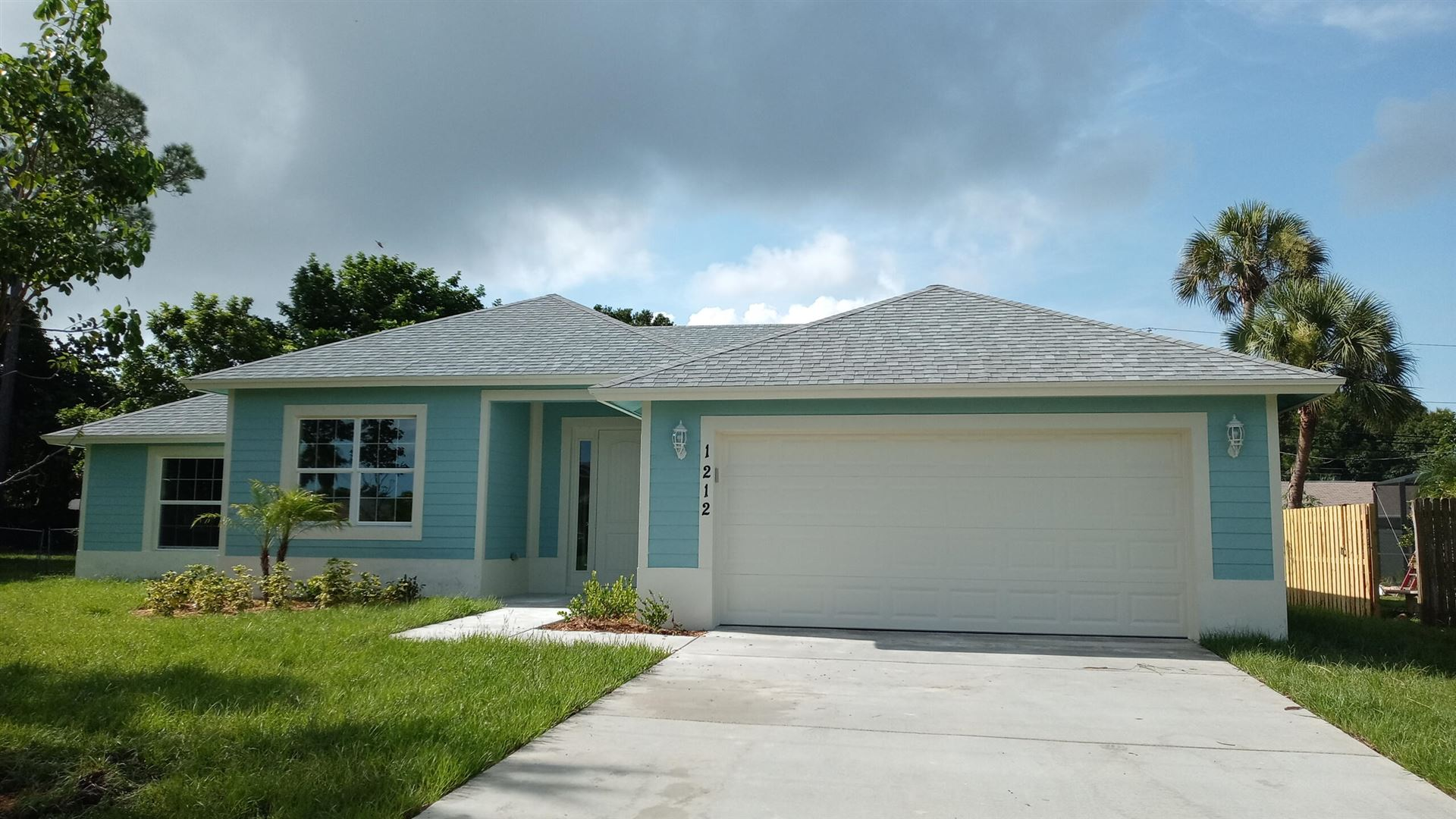 1212 SW Wellington Avenue, Port Saint Lucie, FL 34953 - MLS#: RX-10742442