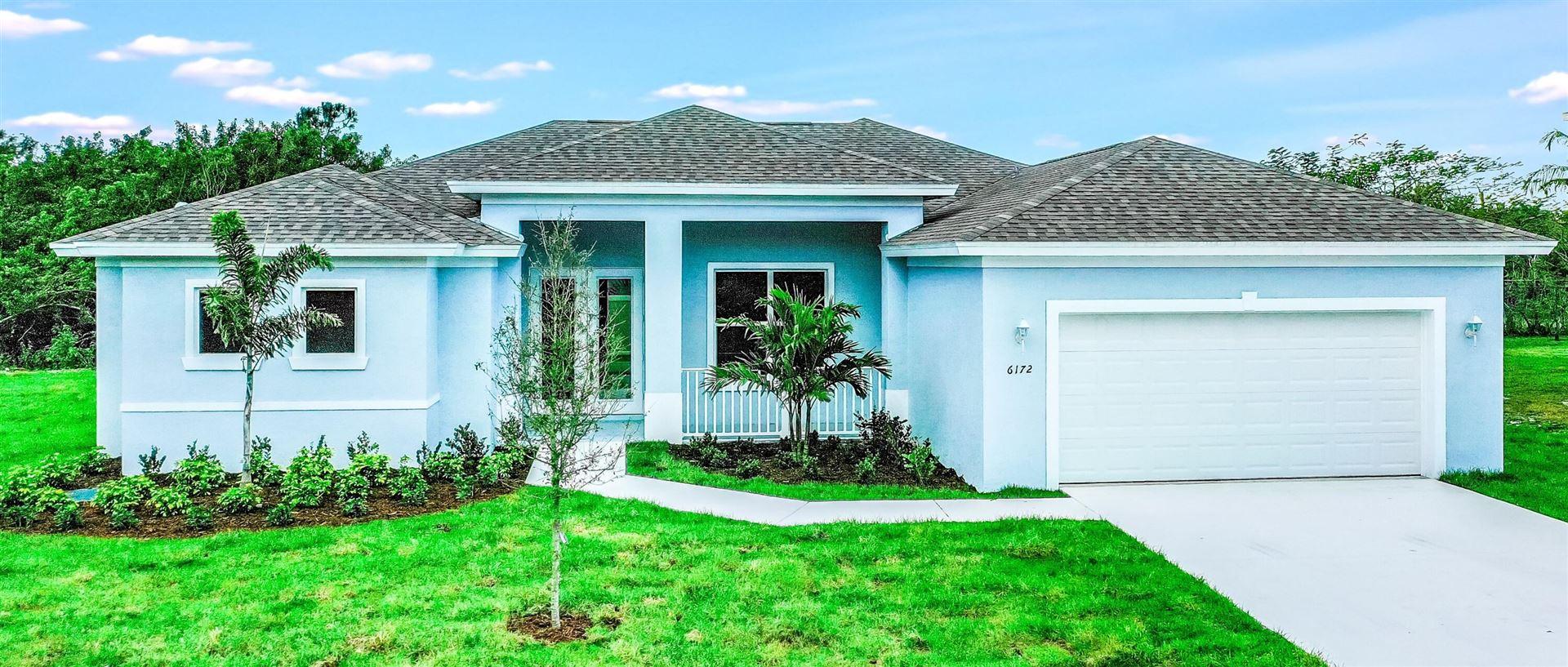 4101 SW Winslow Street, Port Saint Lucie, FL 34953 - MLS#: RX-10750442