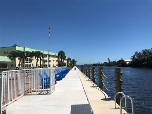 Photo of 14 Colonial Club Drive #302, Boynton Beach, FL 33435 (MLS # RX-10709443)