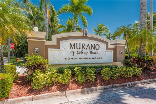 Photo of 15175 Michelangelo Boulevard #206, Delray Beach, FL 33446 (MLS # RX-10714443)
