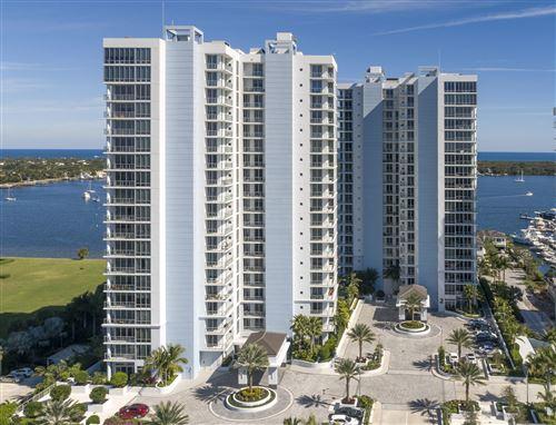 Photo of 1 Water Club Way #2204, North Palm Beach, FL 33408 (MLS # RX-10728443)