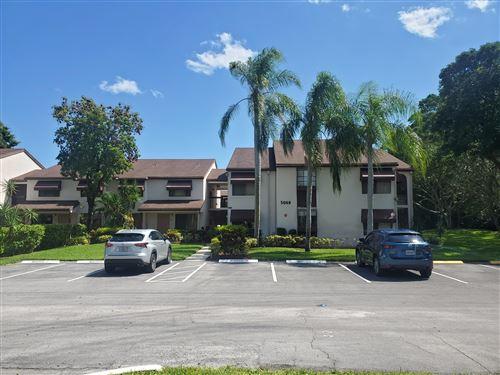 Photo of 5068 Rose Hill Dr. Drive #105, Boynton Beach, FL 33437 (MLS # RX-10748443)