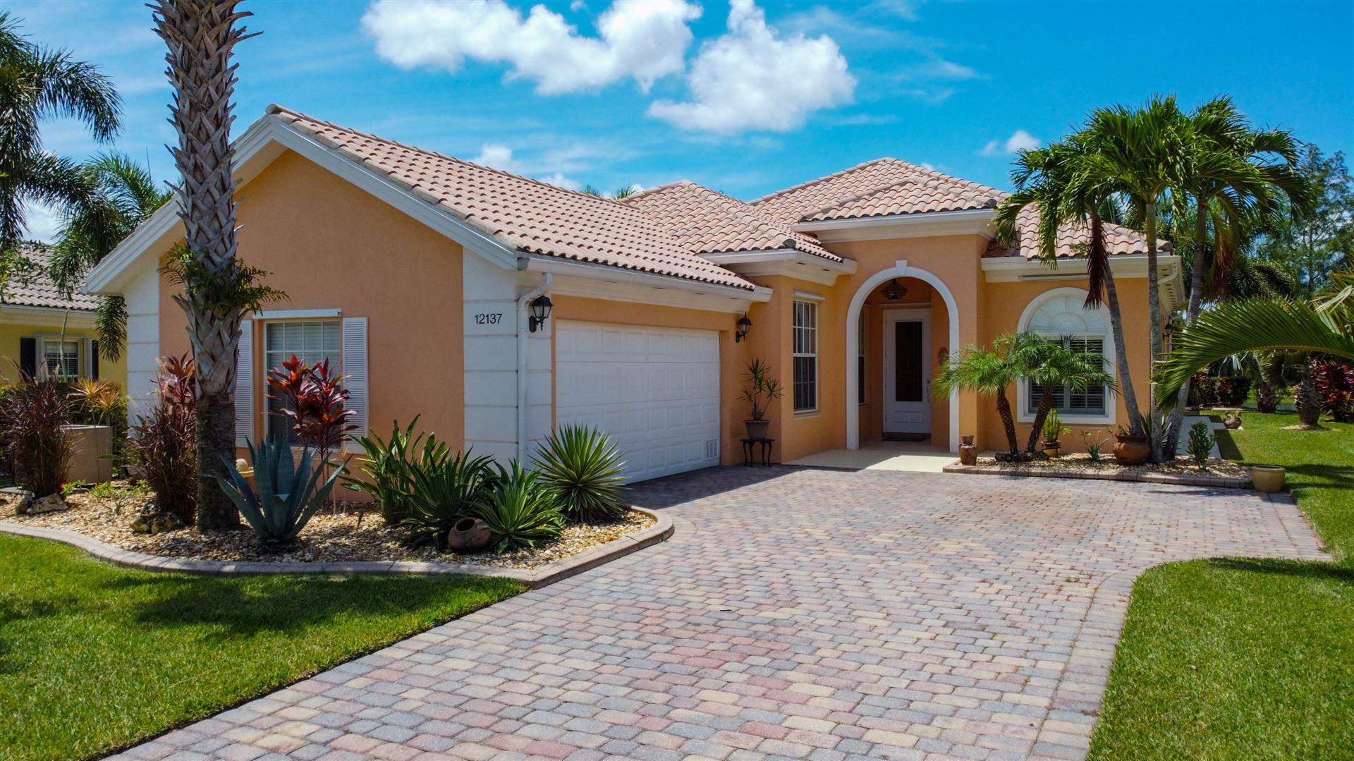 12137 SW Keating Drive, Port Saint Lucie, FL 34987 - #: RX-10643443