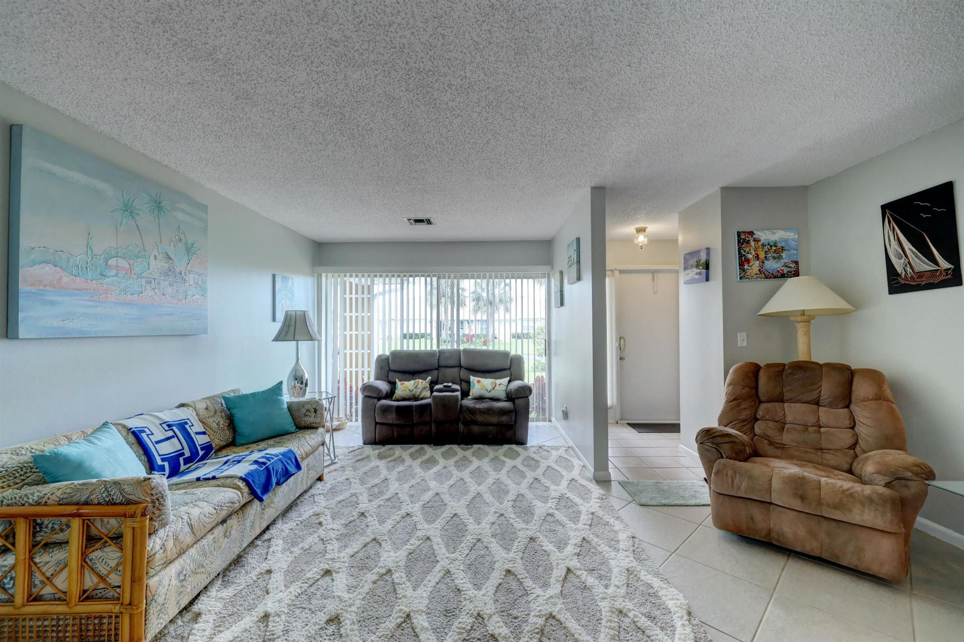 Photo of 1227 S Lakes End Drive #Apt C, Fort Pierce, FL 34982 (MLS # RX-10672443)