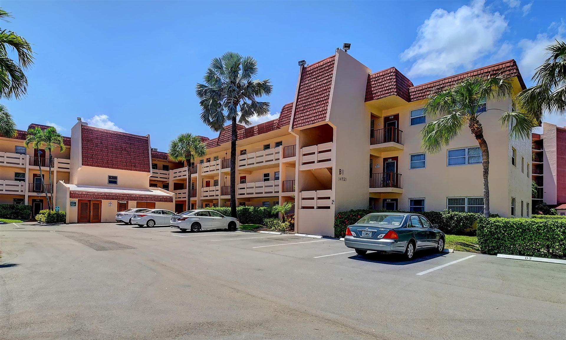 14721 Bonaire Boulevard #304, Delray Beach, FL 33446 - MLS#: RX-10732443