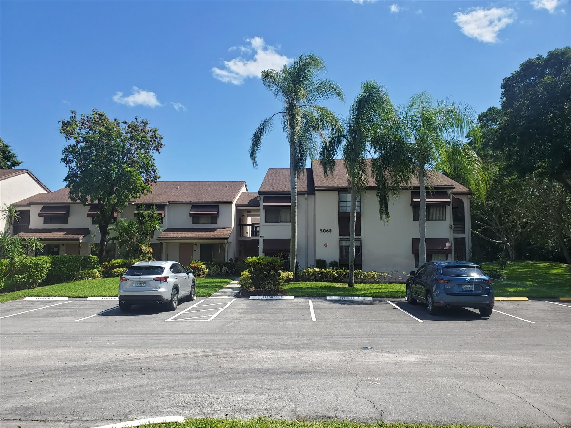 5068 Rose Hill Dr. Drive #105, Boynton Beach, FL 33437 - MLS#: RX-10748443