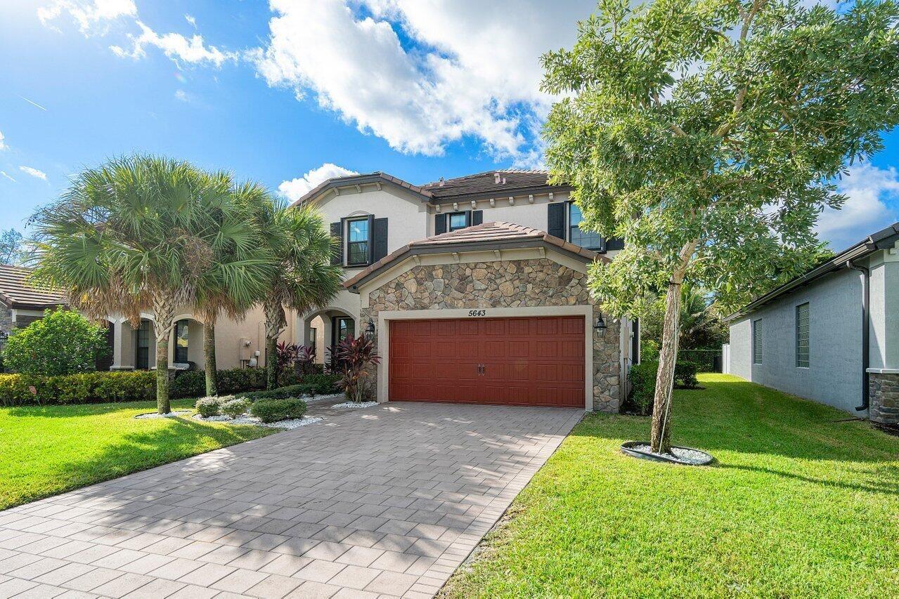 5643 Sandbirch Way, Lake Worth, FL 33463 - MLS#: RX-10750443
