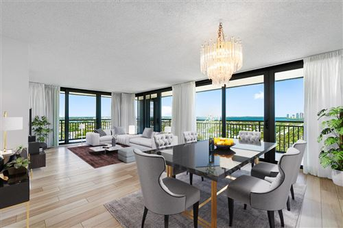 Tiny photo for 3400 N Ocean Drive #1207, Singer Island, FL 33404 (MLS # RX-10513444)