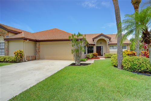 Photo of 8195 Cassia Drive, Boynton Beach, FL 33472 (MLS # RX-10595444)