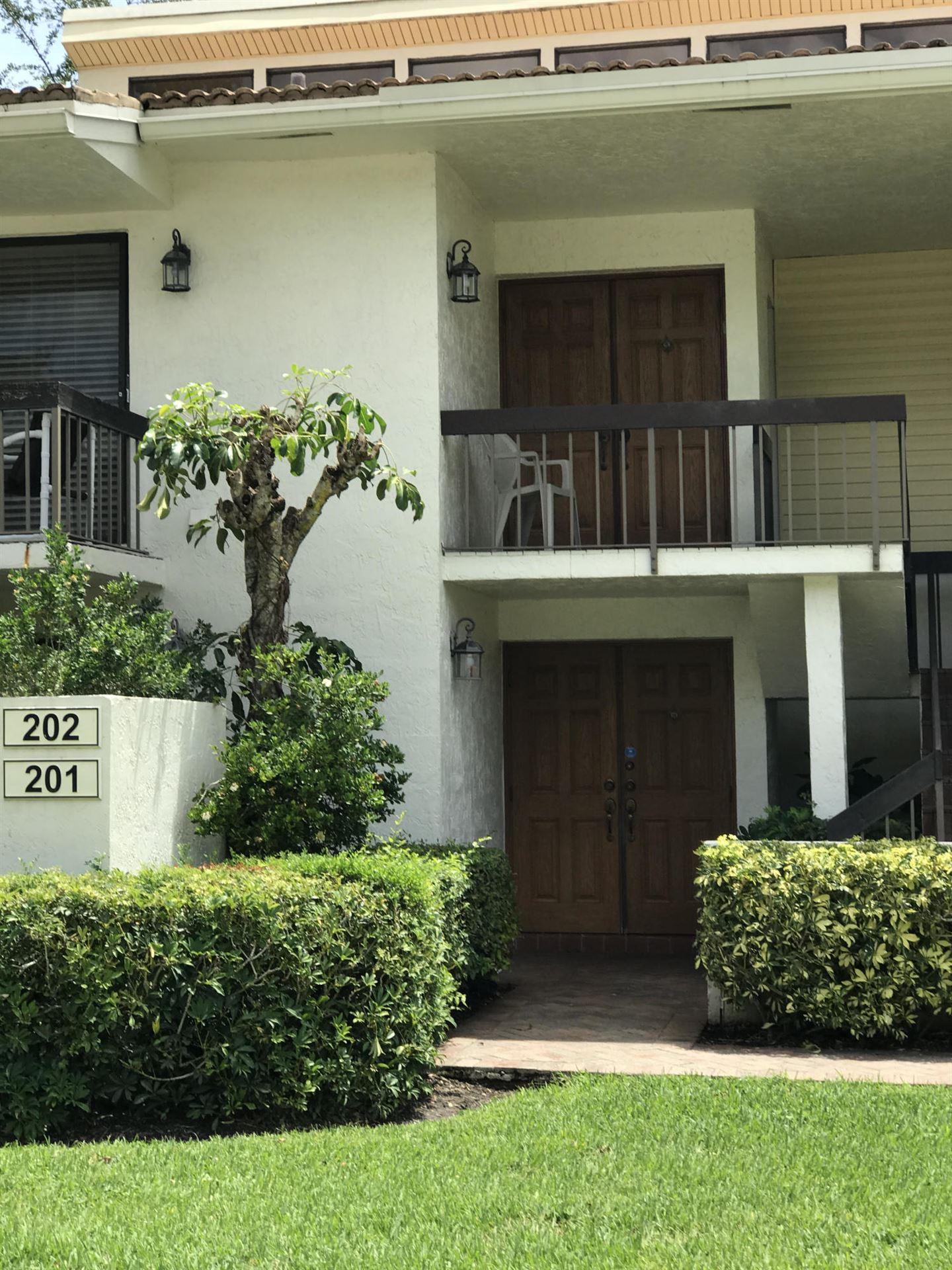 6890 Willow Wood Drive #202, Boca Raton, FL 33434 - MLS#: RX-10712444