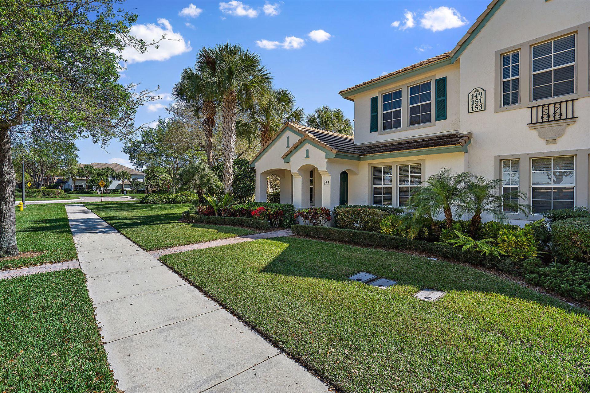 Photo of 153 Evergrene Parkway, Palm Beach Gardens, FL 33410 (MLS # RX-10713444)