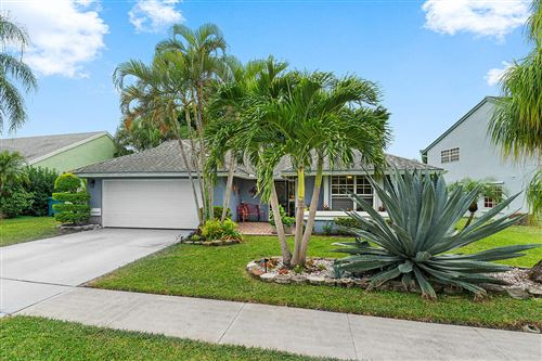 Photo of 1823 Stonehaven Drive, Boynton Beach, FL 33436 (MLS # RX-10585445)