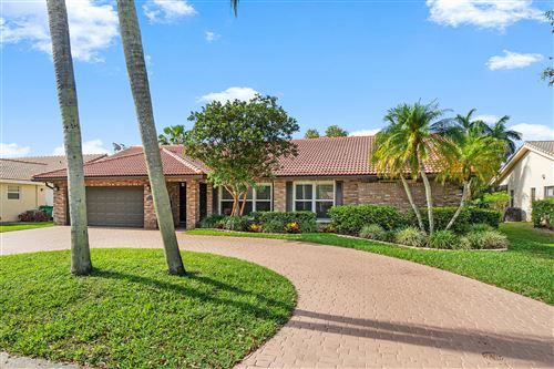 Photo of 8646 NW 54th Street NW, Coral Springs, FL 33067 (MLS # RX-10619445)