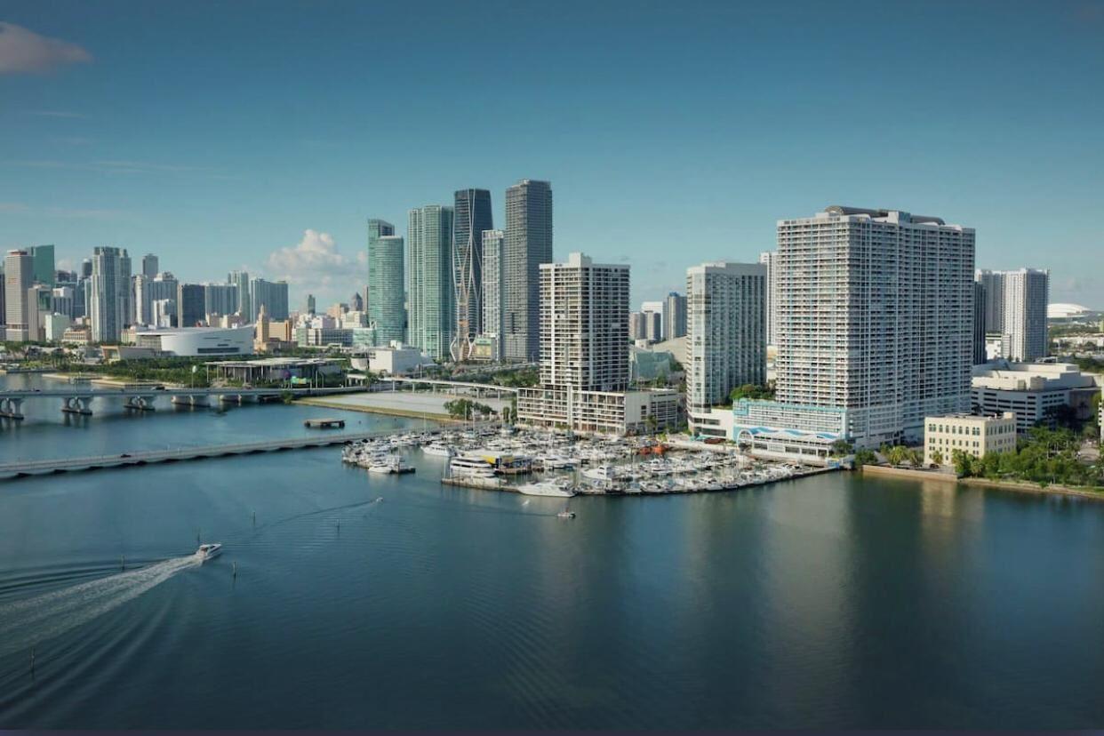555 NE 15th Street #18f, Miami, FL 33132 - #: RX-10656445