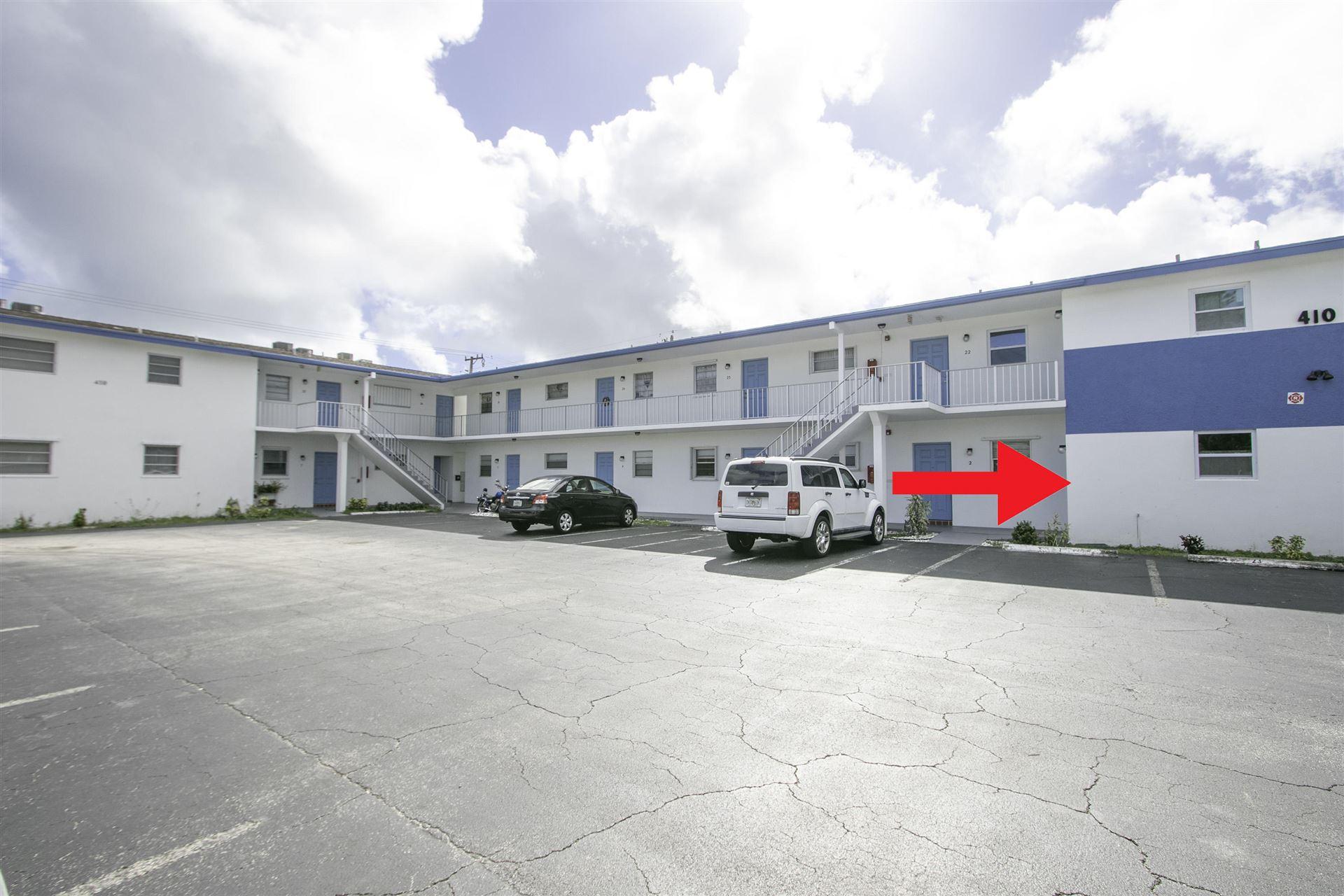 410 W Palm Street #1, Lantana, FL 33462 - #: RX-10673445