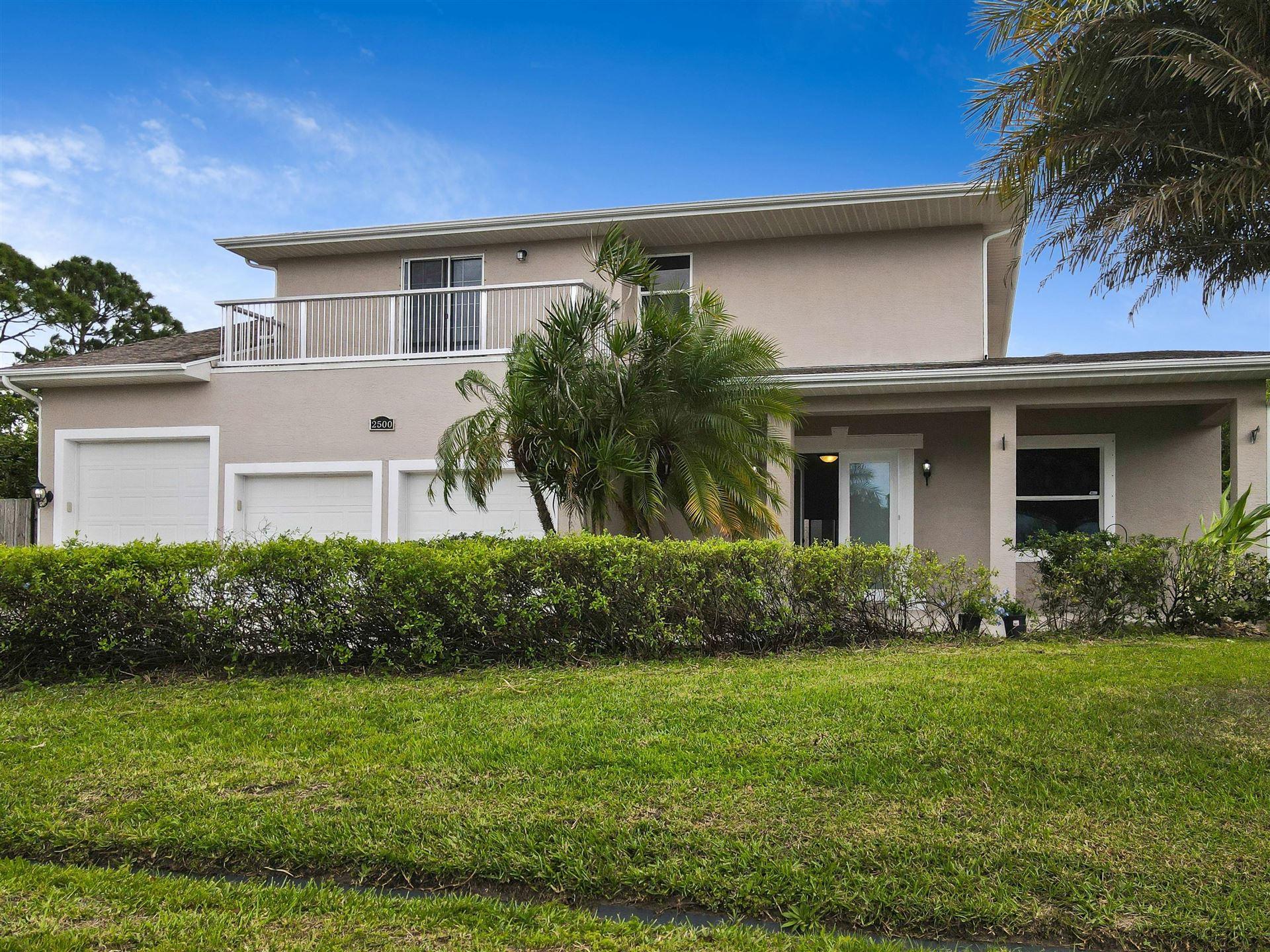 2500 SE Sapelo Avenue, Port Saint Lucie, FL 34952 - #: RX-10698445