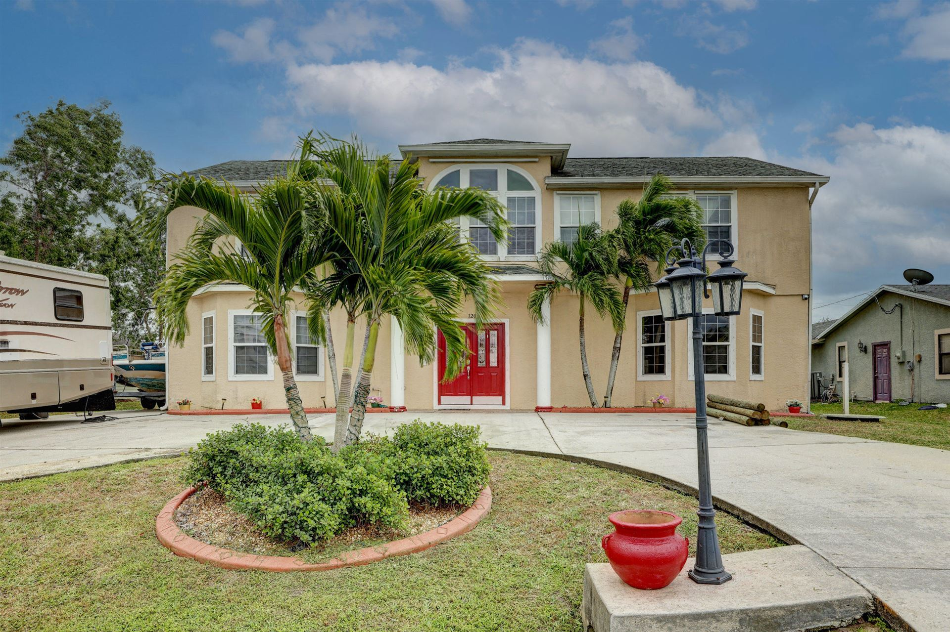 120 NE Sagamore Terrace, Port Saint Lucie, FL 34953 - MLS#: RX-10702445