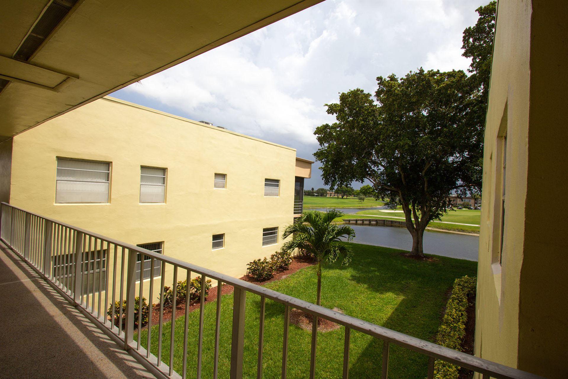 285 Normandy F, Delray Beach, FL 33484 - #: RX-10725445