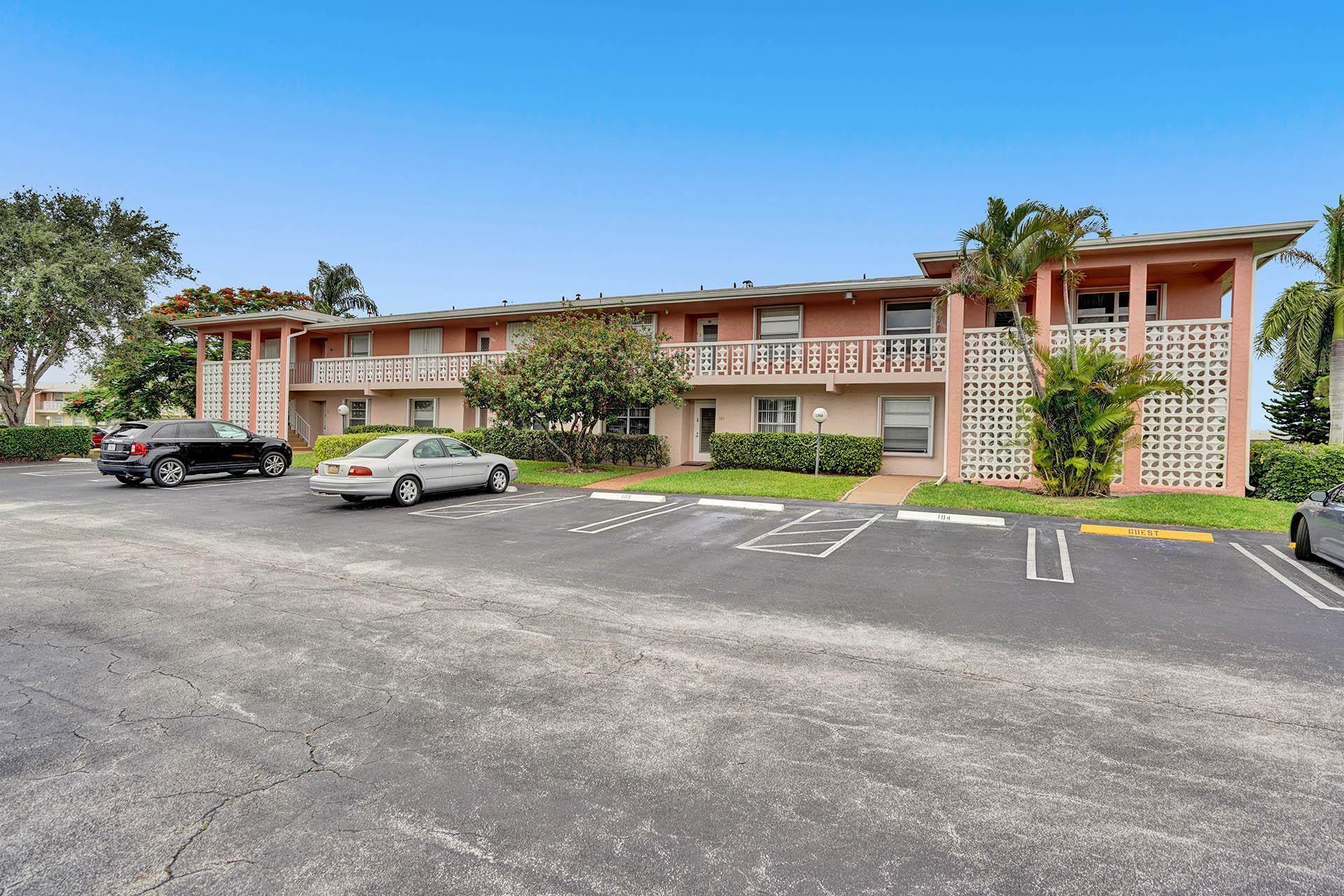 1740 NW 19th Terrace #203, Delray Beach, FL 33445 - #: RX-10729445
