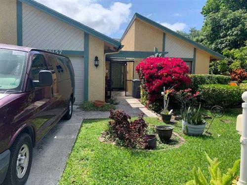Photo of 22157 Thomas Terrace, Boca Raton, FL 33433 (MLS # RX-10707446)