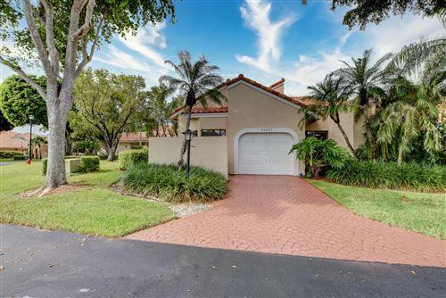 Photo of 22667 Meridiana Drive, Boca Raton, FL 33433 (MLS # RX-10715446)