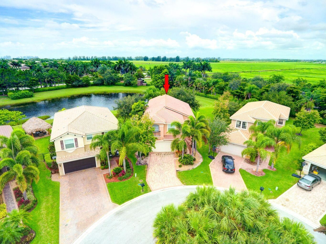 Photo of 11627 Rock Lake Terrace, Boynton Beach, FL 33473 (MLS # RX-10733446)